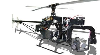 Bergen RC's Observer Dedicated Cameraship Helicopter