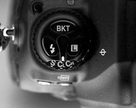 Nikon TOP Switch