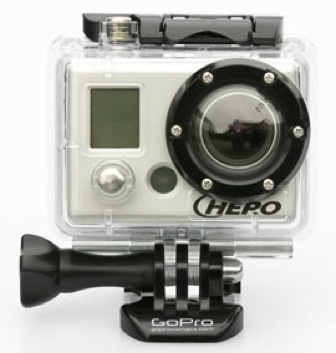 HD Hero basic camera kit.